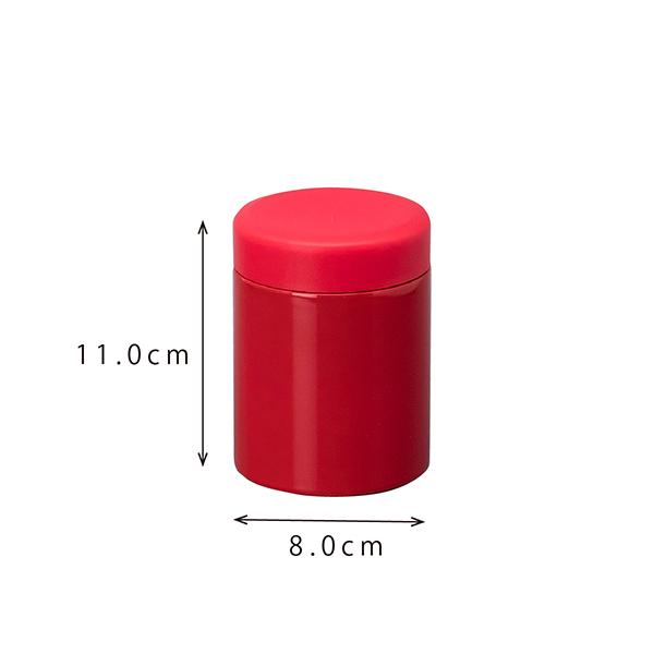 フードポット 300ml レッド image02