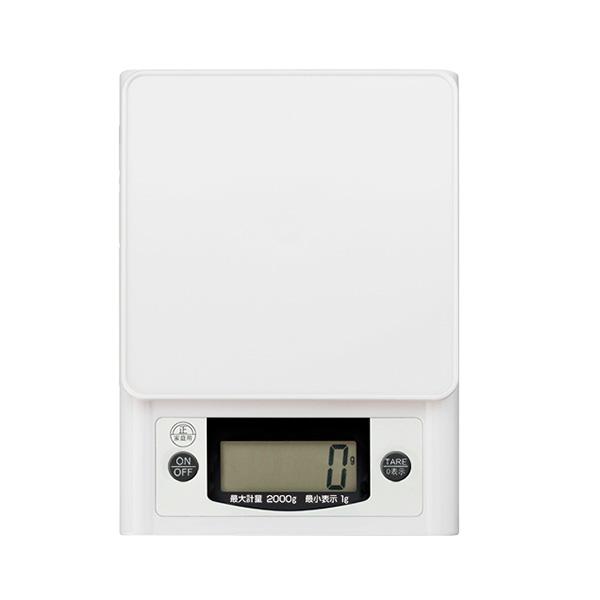 デジタルキッチンスケール 2kg