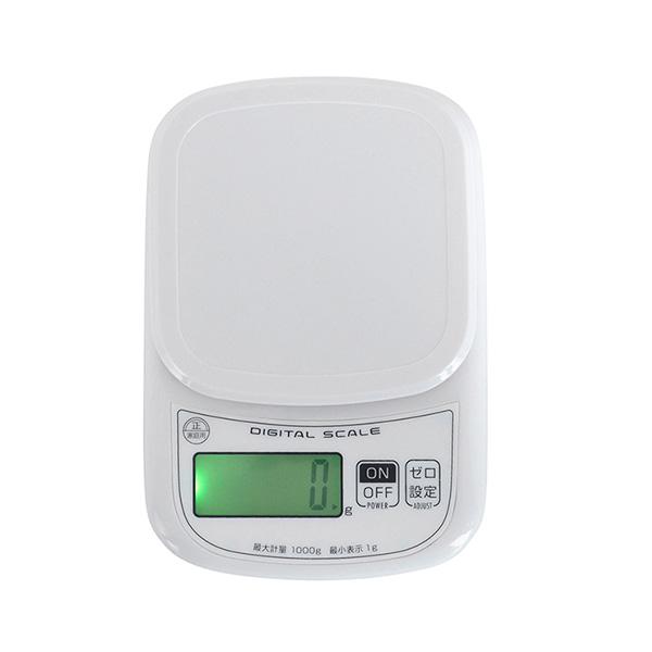 デジタルキッチンスケール 1kg