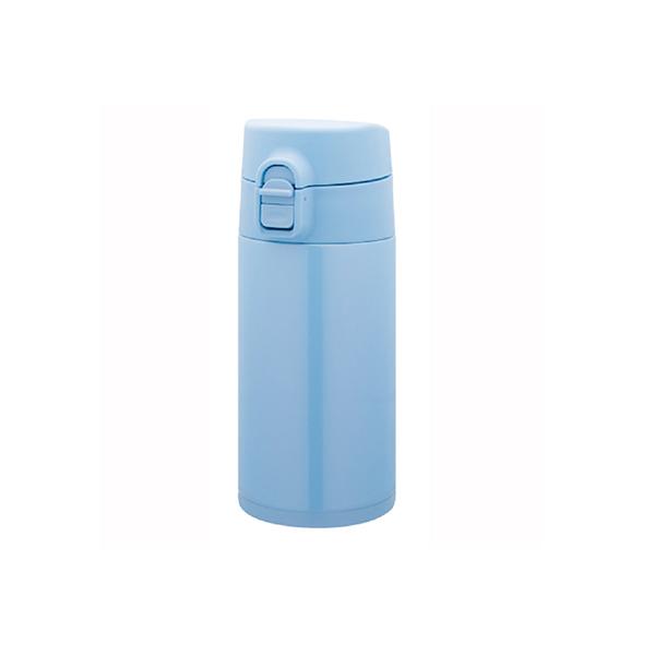 軽量ワンタッチボトル 350ml ブルー