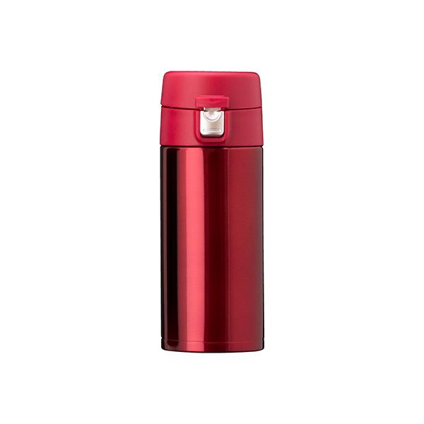ワンタッチボトル 350ml レッド image01