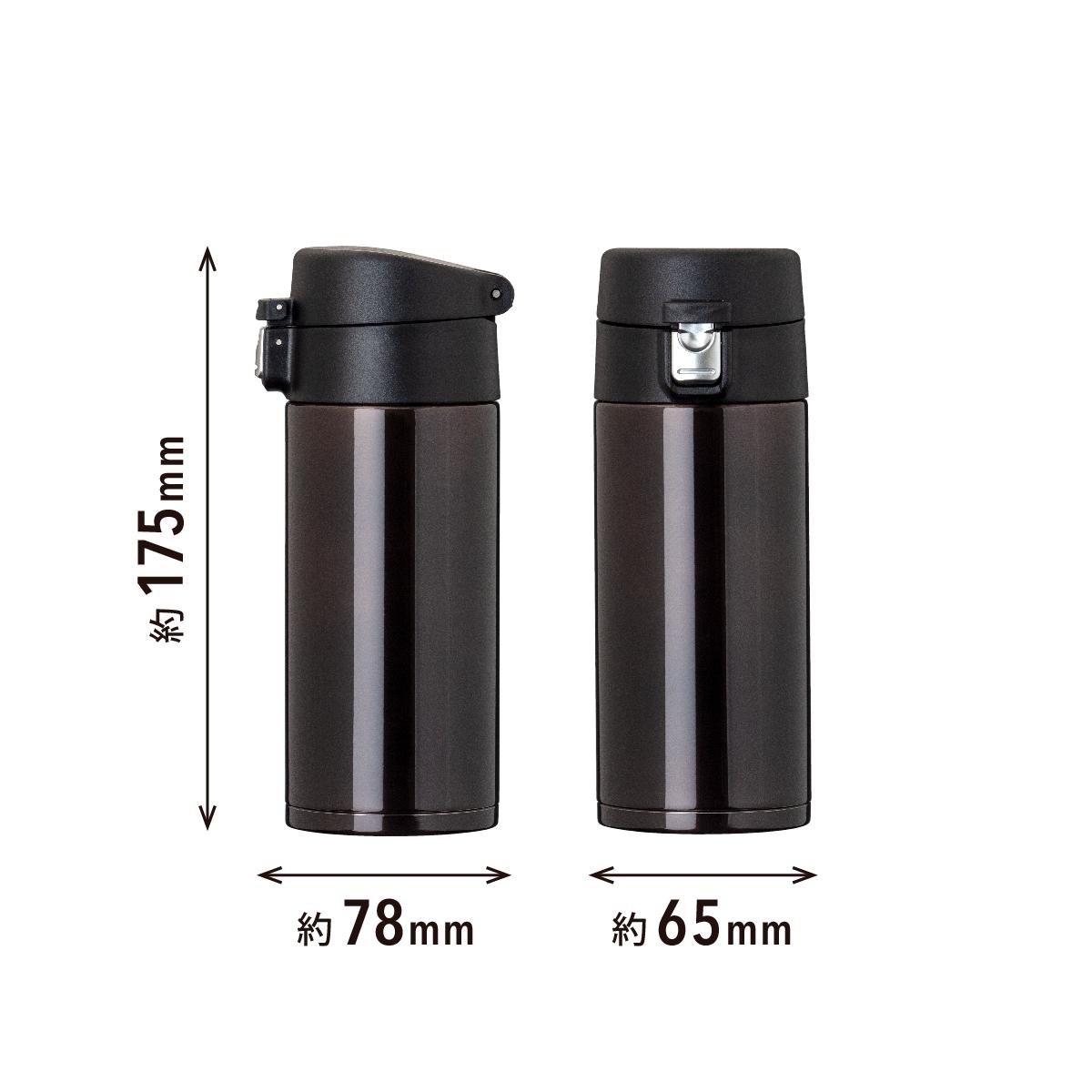 ワンタッチボトル 350ml レッド image02