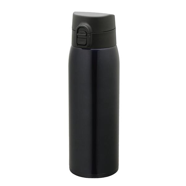 超軽量ワンタッチボトル 480ml ブラック