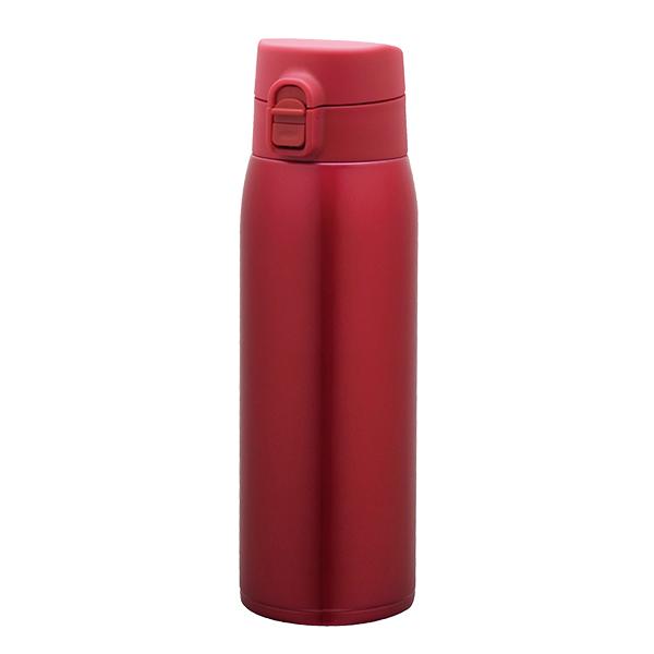 超軽量ワンタッチボトル 480ml レッド
