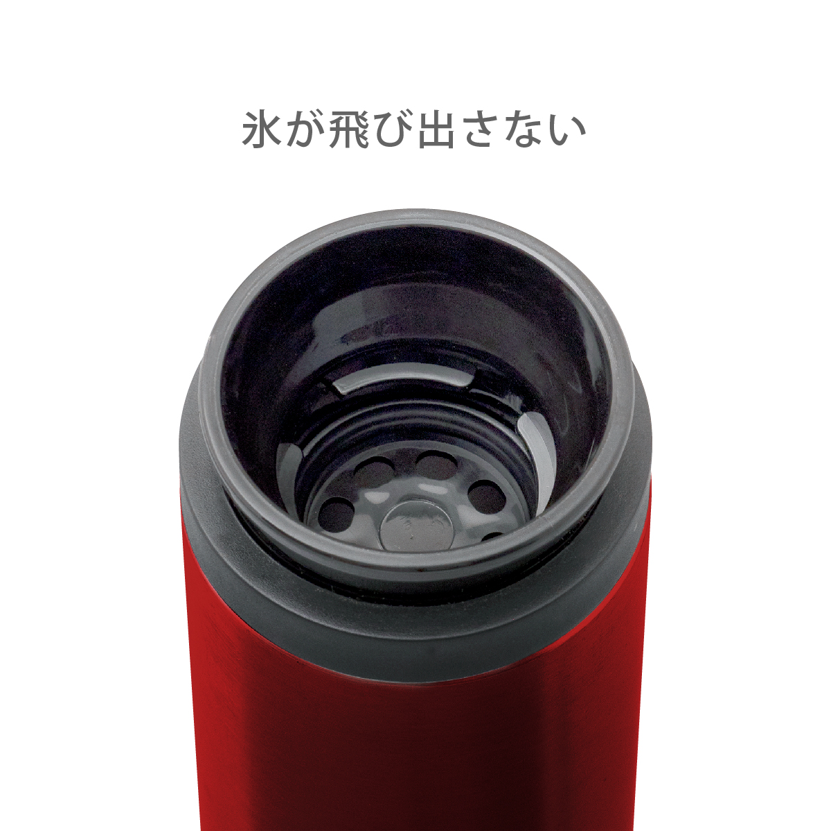 LIFEGUARD マグボトル 350ml レッド image03