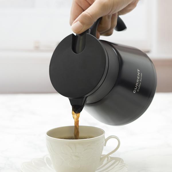 CURRENT コーヒーサーバー 600ml ブラック image02