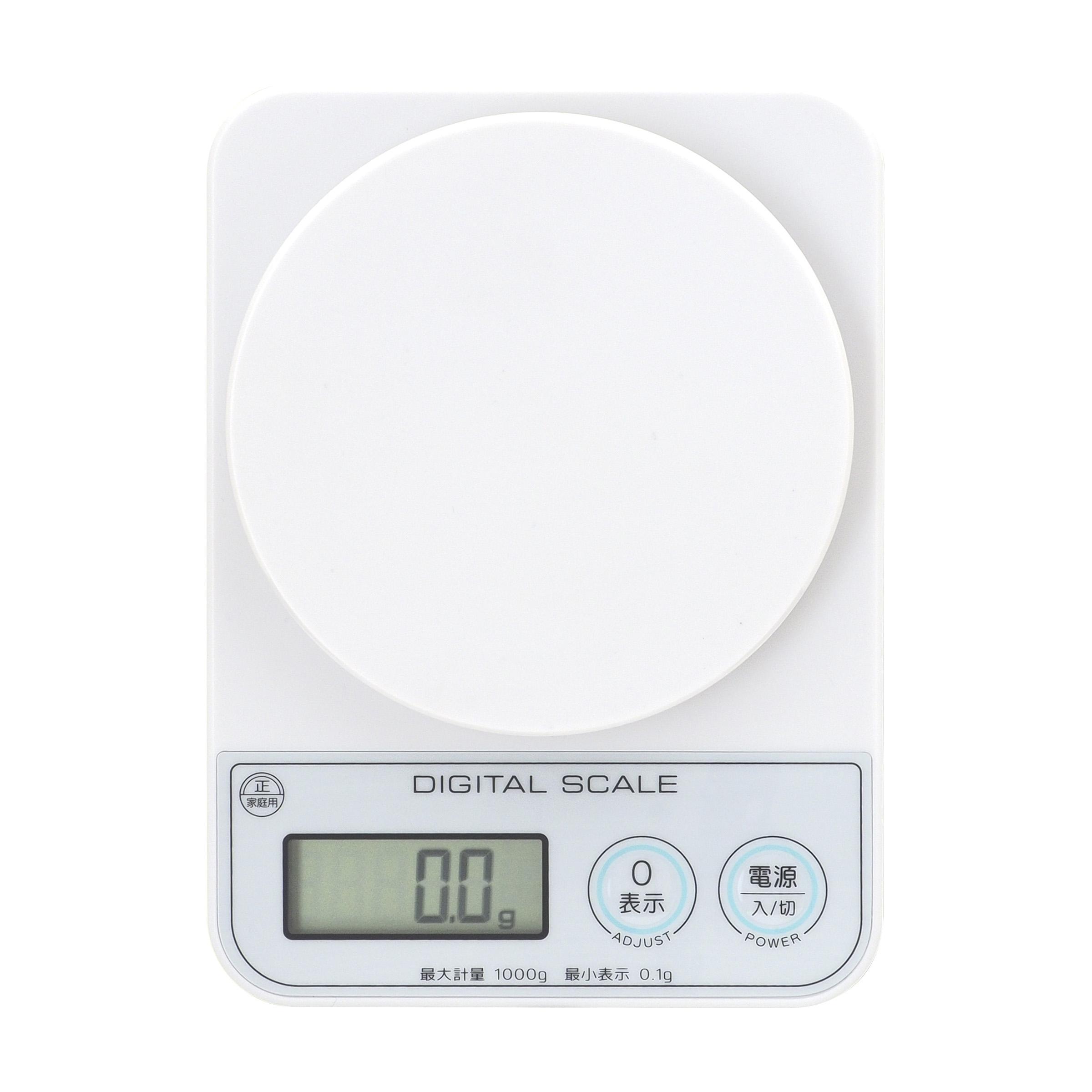 デジタルスケール 1kg