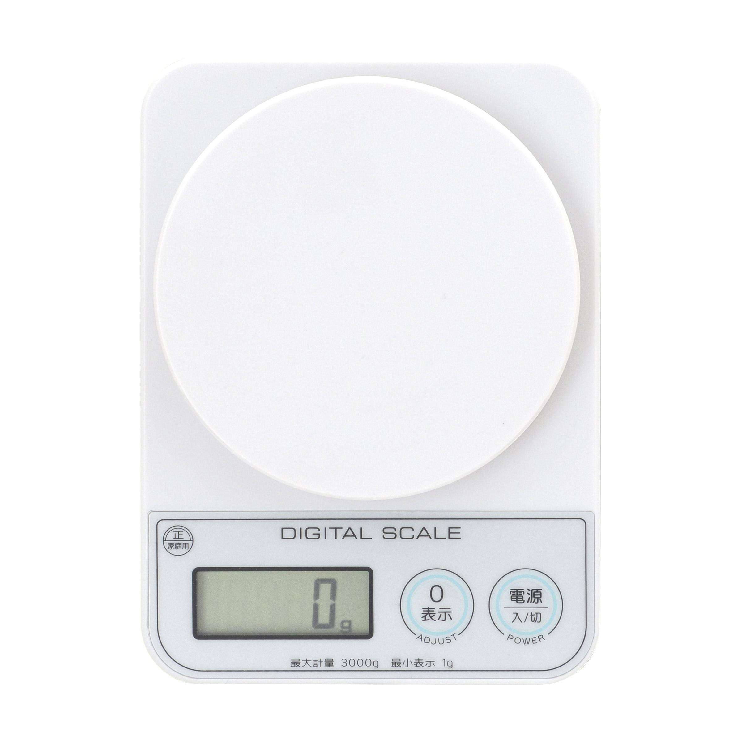 デジタルスケール 3kg image01