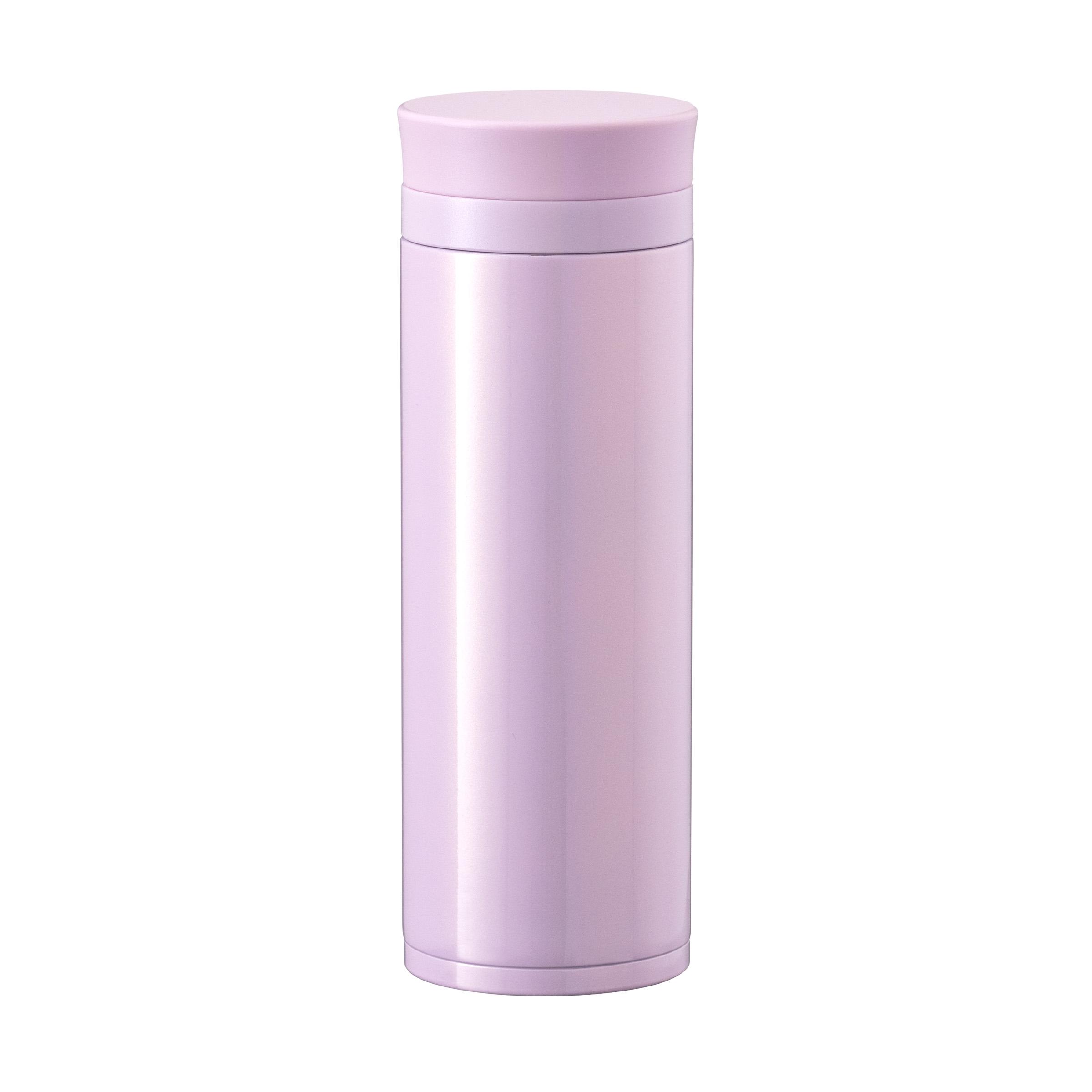 ステンレスカフェボトル 500ml ピンク