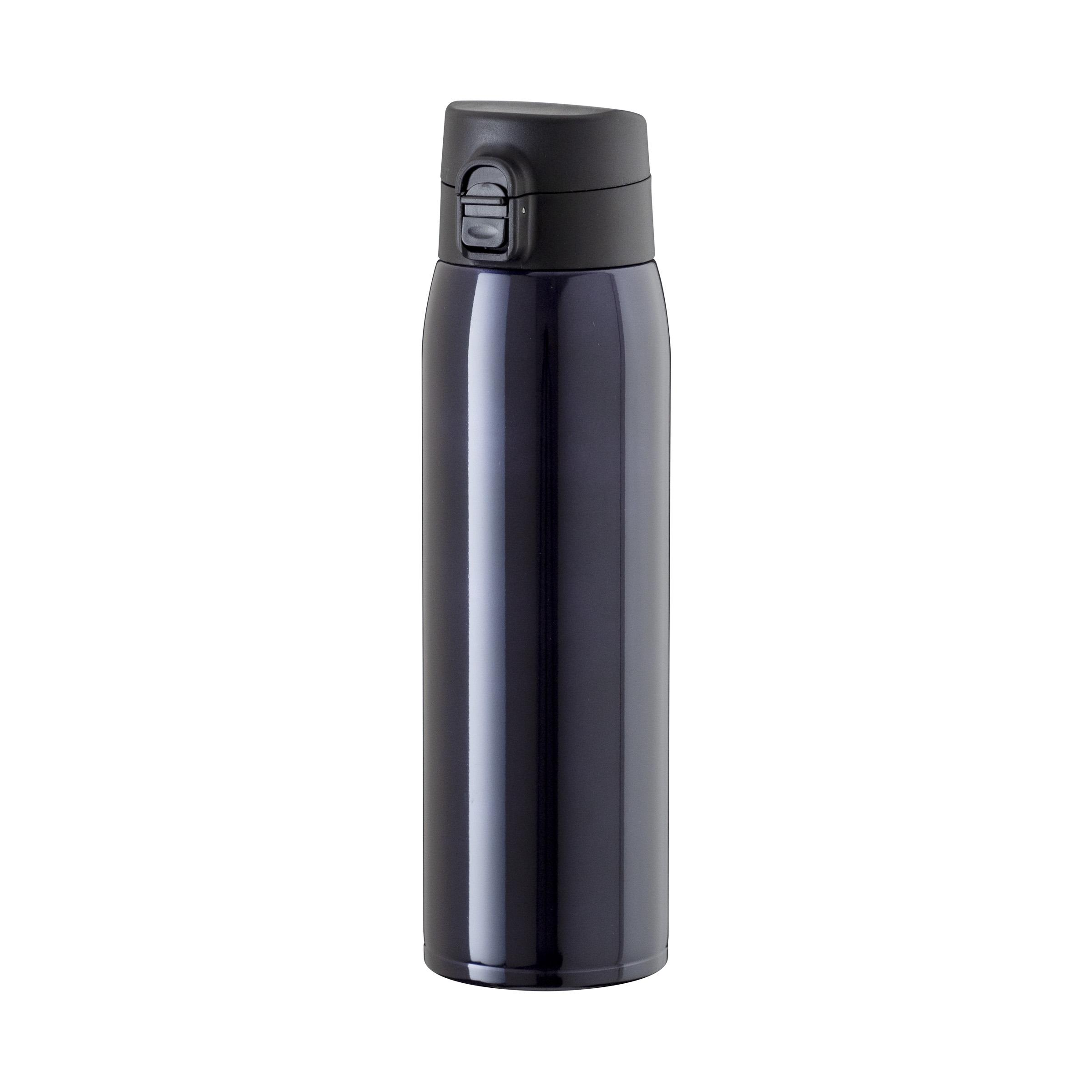 ワンタッチボトル 800ml ブラック