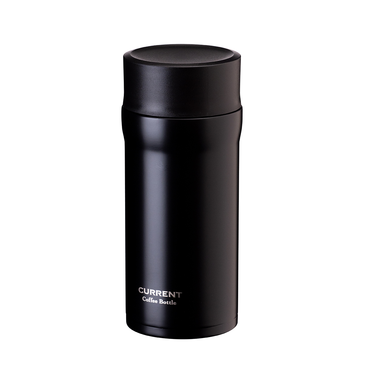 CURRENT コーヒーマグボトル 350ml ブラック image01