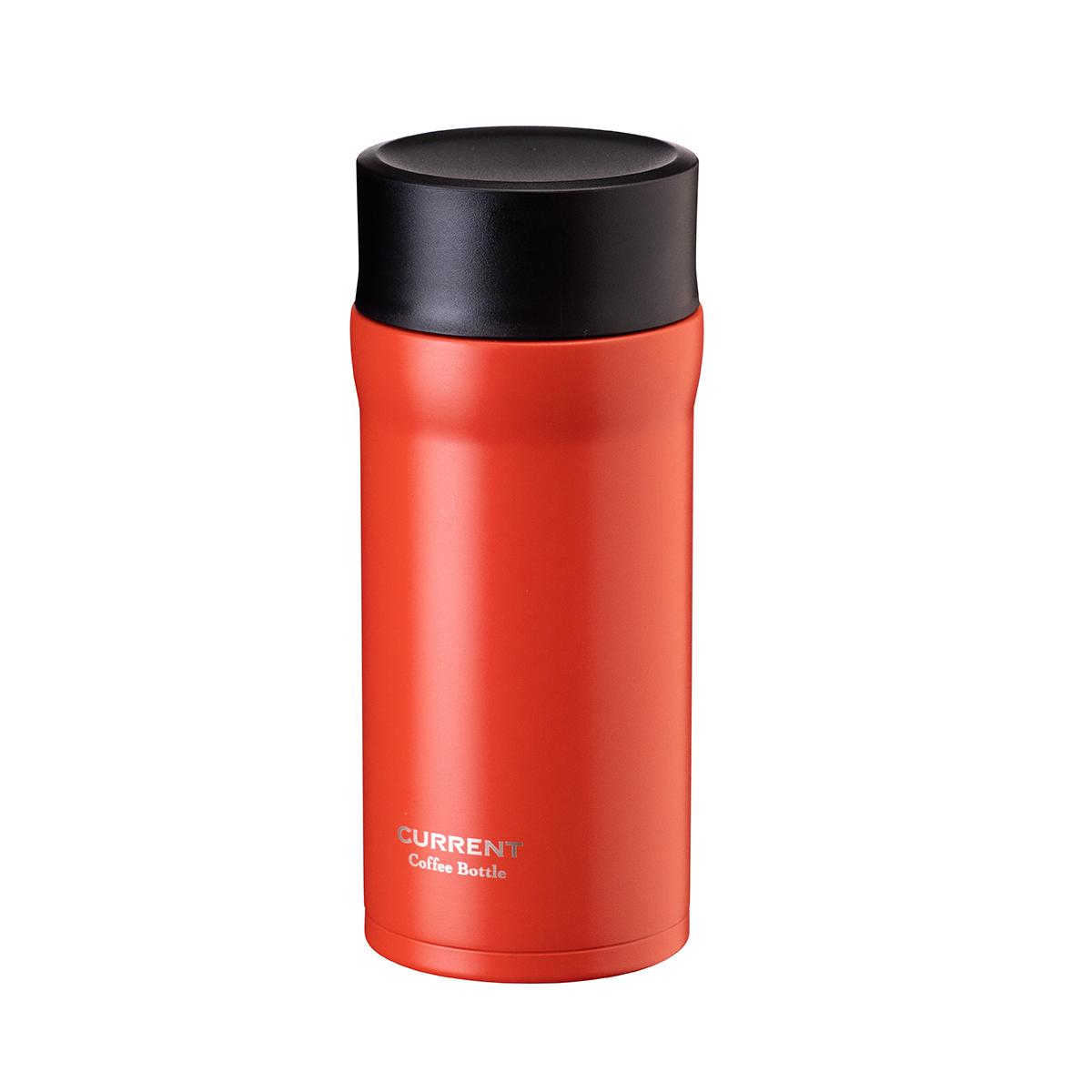 CURRENT コーヒーマグボトル 350ml オレンジ