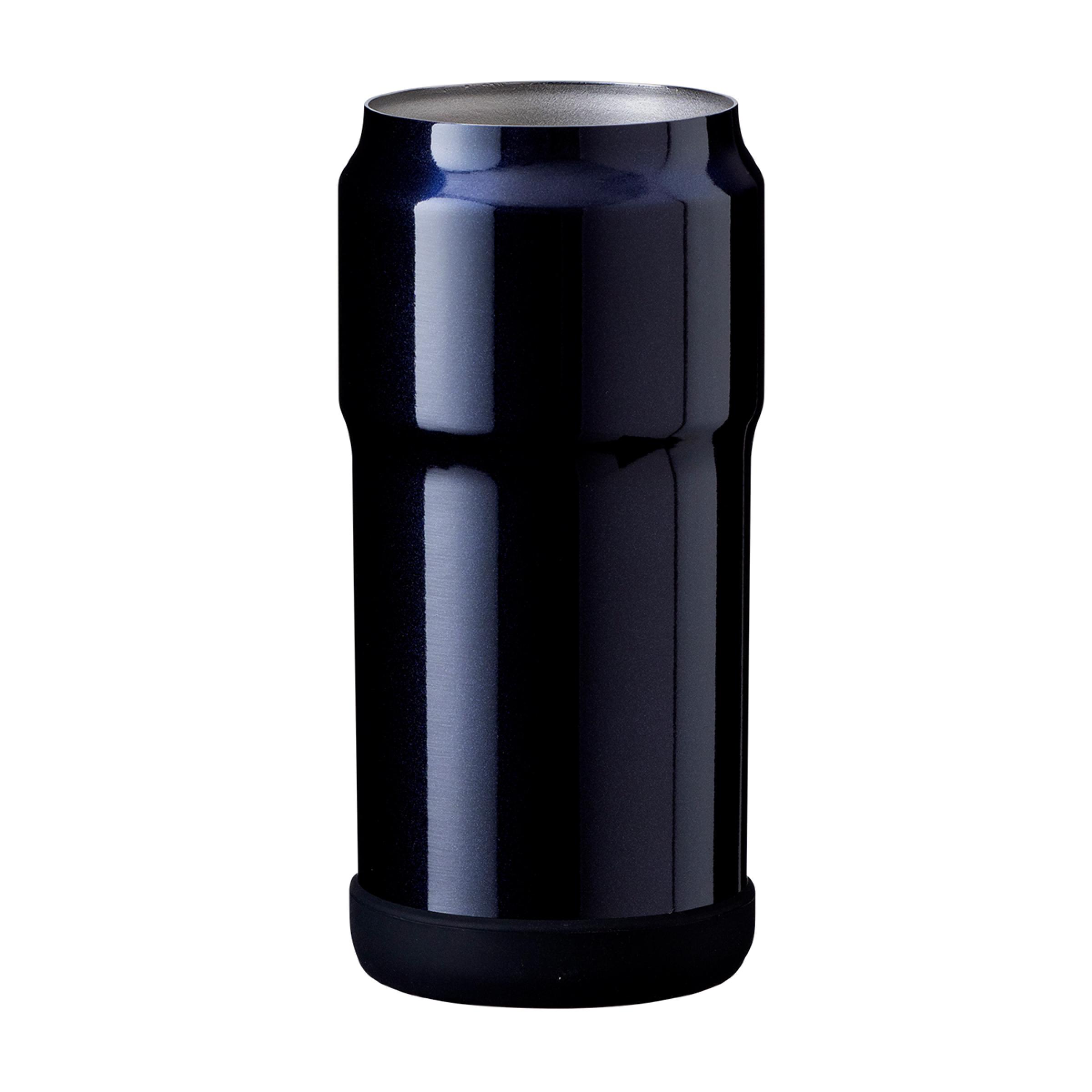 Wens 缶ホルダー 500ml ネイビー