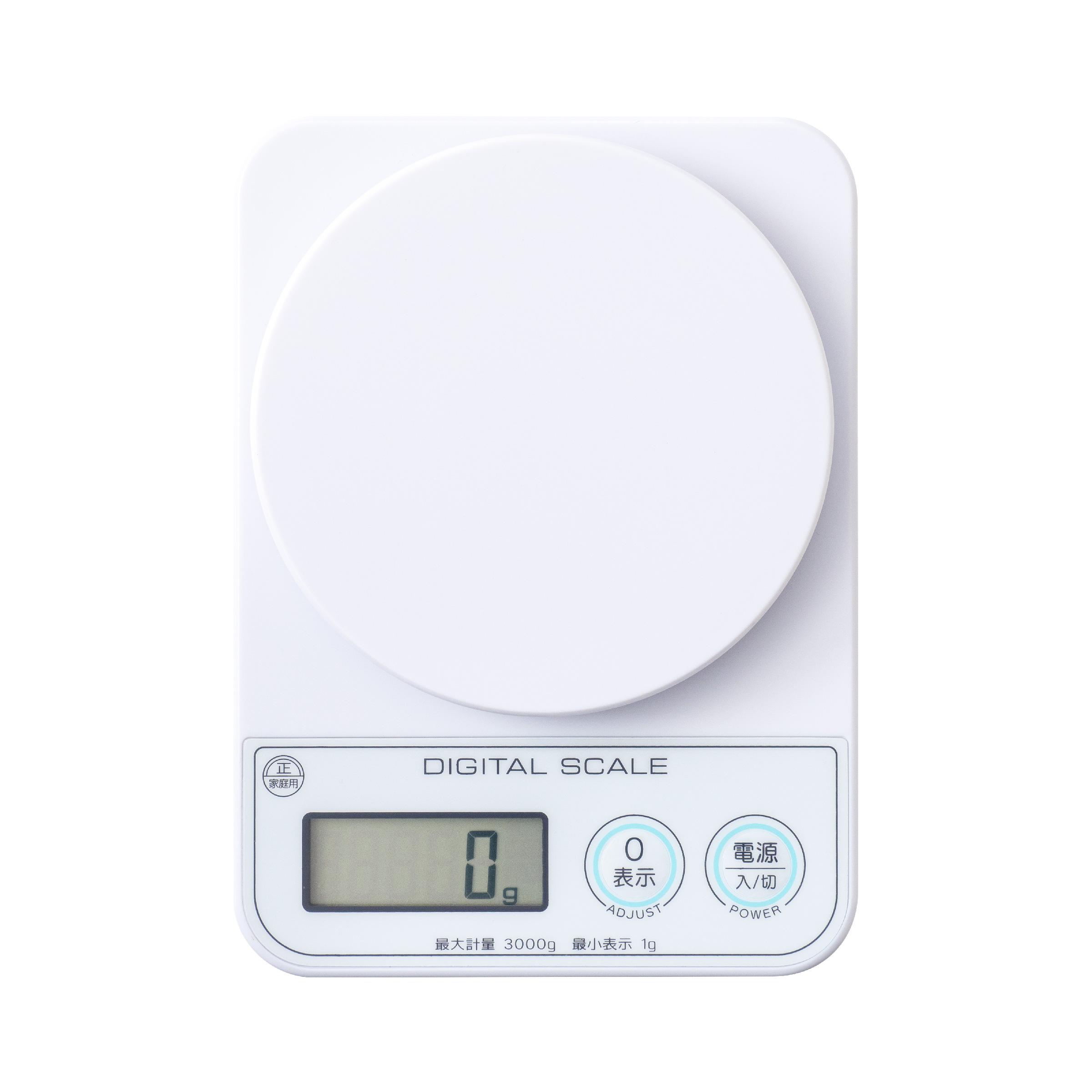 デジタルスケール 3kg