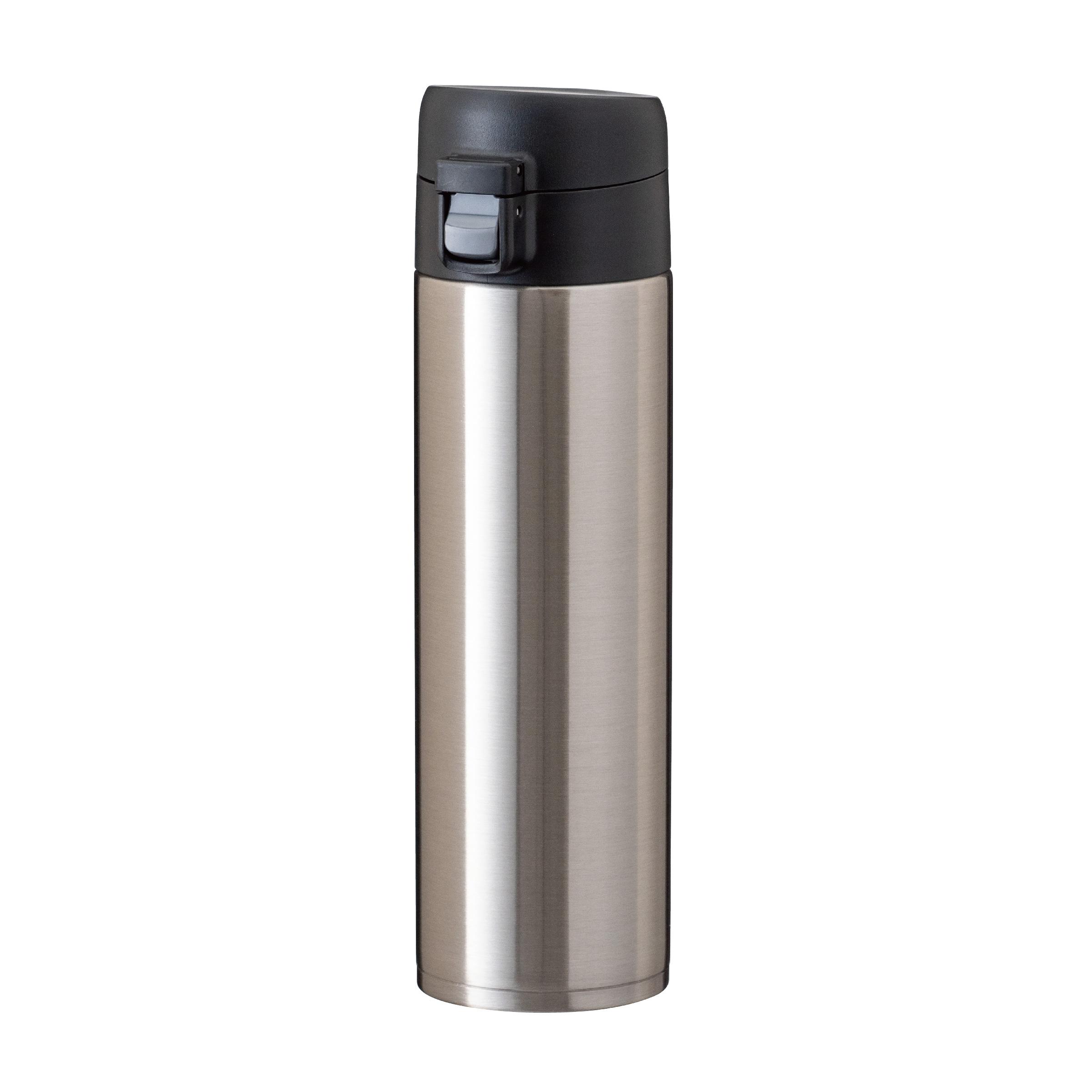 SWITCH ワンタッチボトル520mlシルバー