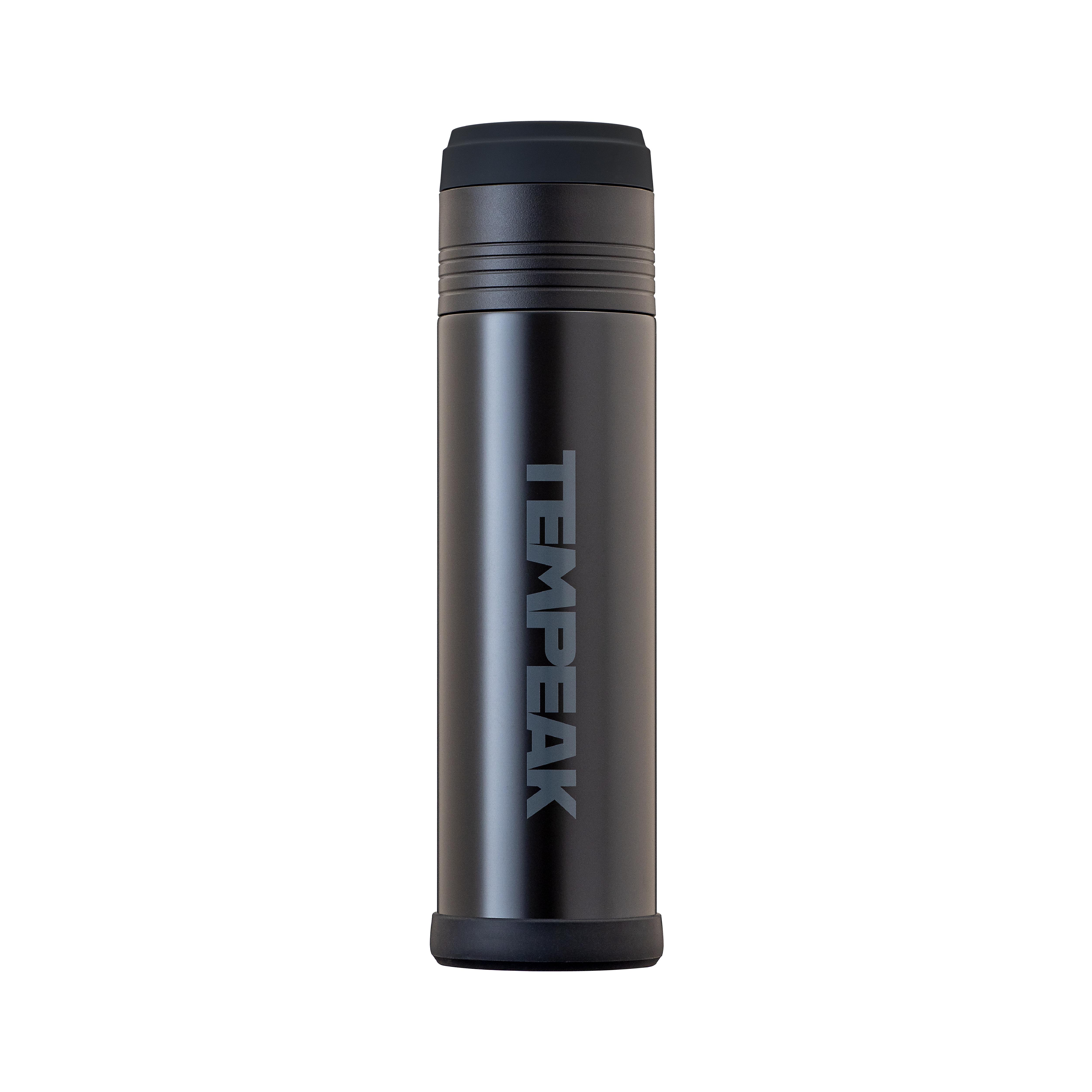 TEMPEAK 超保温ボトル 900ml ブラック